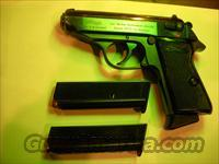 German Made Walther PPK/S  Guns > Pistols > Walther Pistols > Post WWII > PPK Series