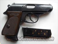 Walther PPK .32 Cal  Guns > Pistols > Walther Pistols > Post WWII > PPK Series