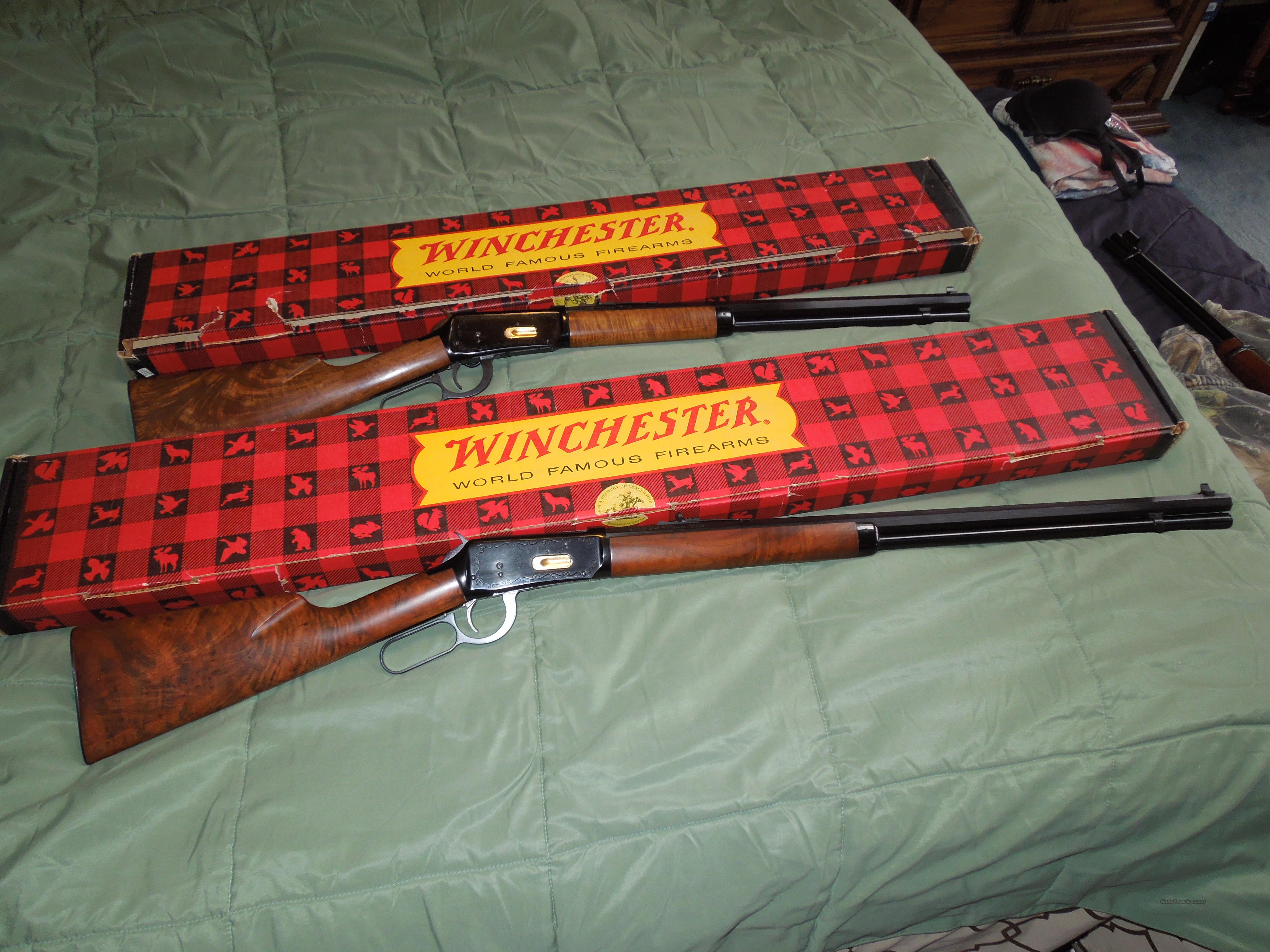 winchester classic 1894 rifle and carbine  Guns > Rifles > Winchester Rifles - Modern Lever > Model 94 > Post-64
