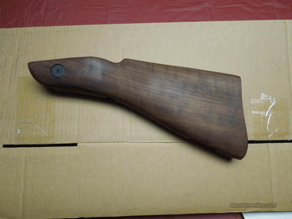 wood stock for tommy gun  Non-Guns > Gunstocks, Grips & Wood