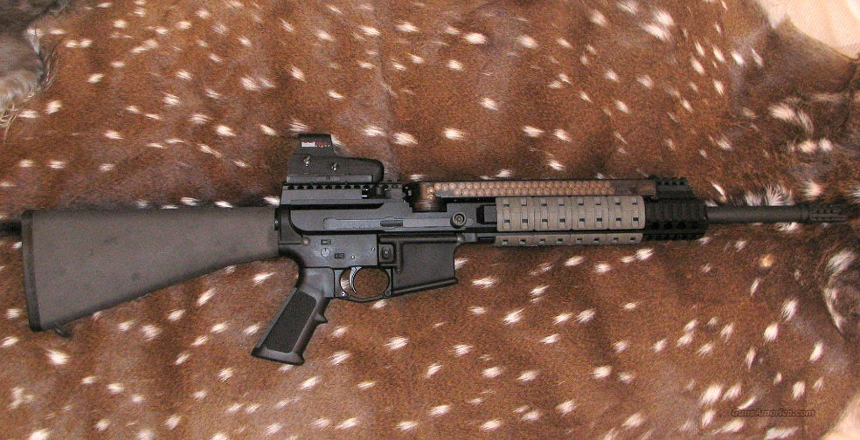 AR57 Rifle complete with Bushnell Halo Sight  Guns > Rifles > A Misc Rifles