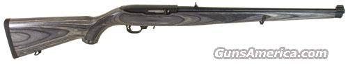 Ruger 10/22 Mannlicher stock-blued 1 in stock   Guns > Rifles > Ruger Rifles > 10-22