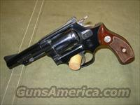 Smith and Wesson Model 51  Smith & Wesson Revolvers > Full Frame Revolver
