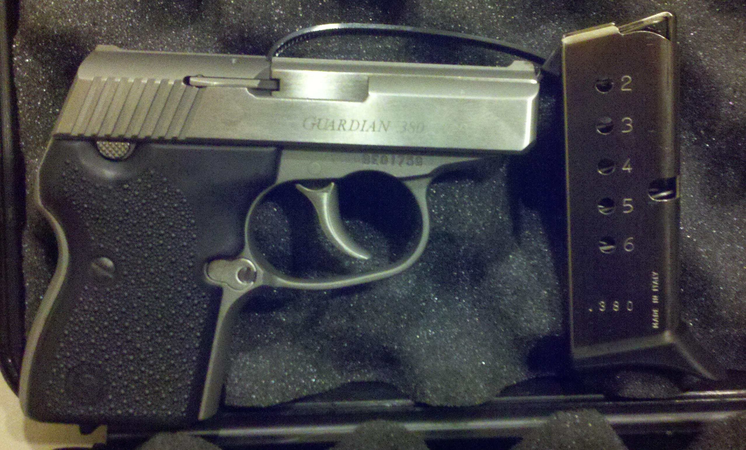 NAA GUARDIAN 380ACP SEMI PSTL  Guns > Pistols > North American Arms Pistols