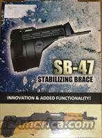 Century SB-47 Stabilizing Brace for AK Pistols  Non-Guns > Gun Parts > Rifle/Accuracy/Sniper