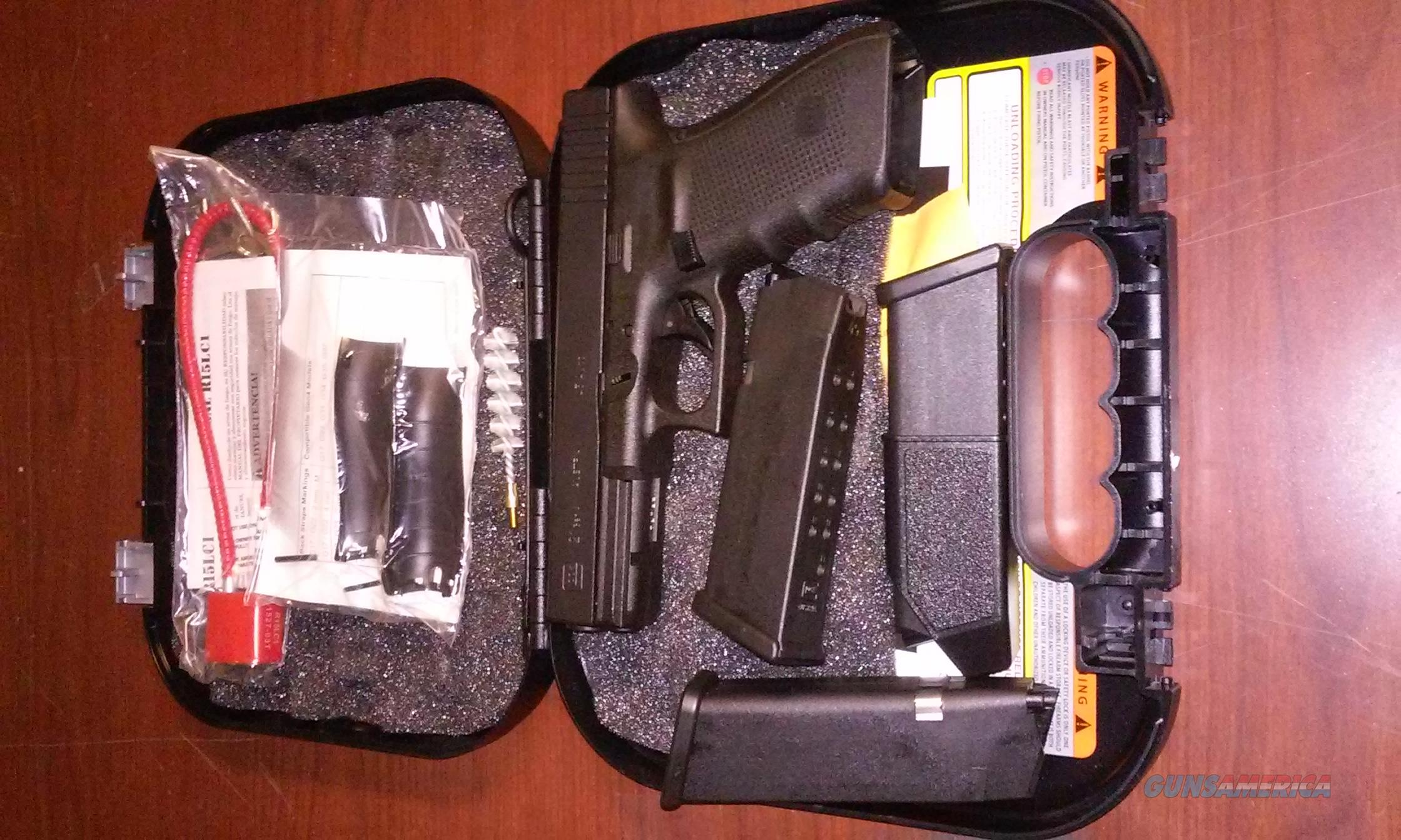 Glock 21 Gen 4 .45 Auto New In Box With 3 13 Round Magazines  Guns > Pistols > Glock Pistols > 20/21