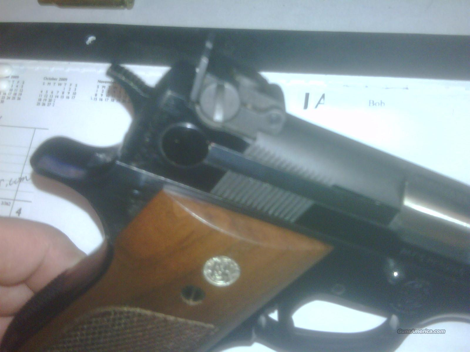 52-1 Smith & Wesson  Guns > Pistols > Smith & Wesson Pistols - Autos > Steel Frame