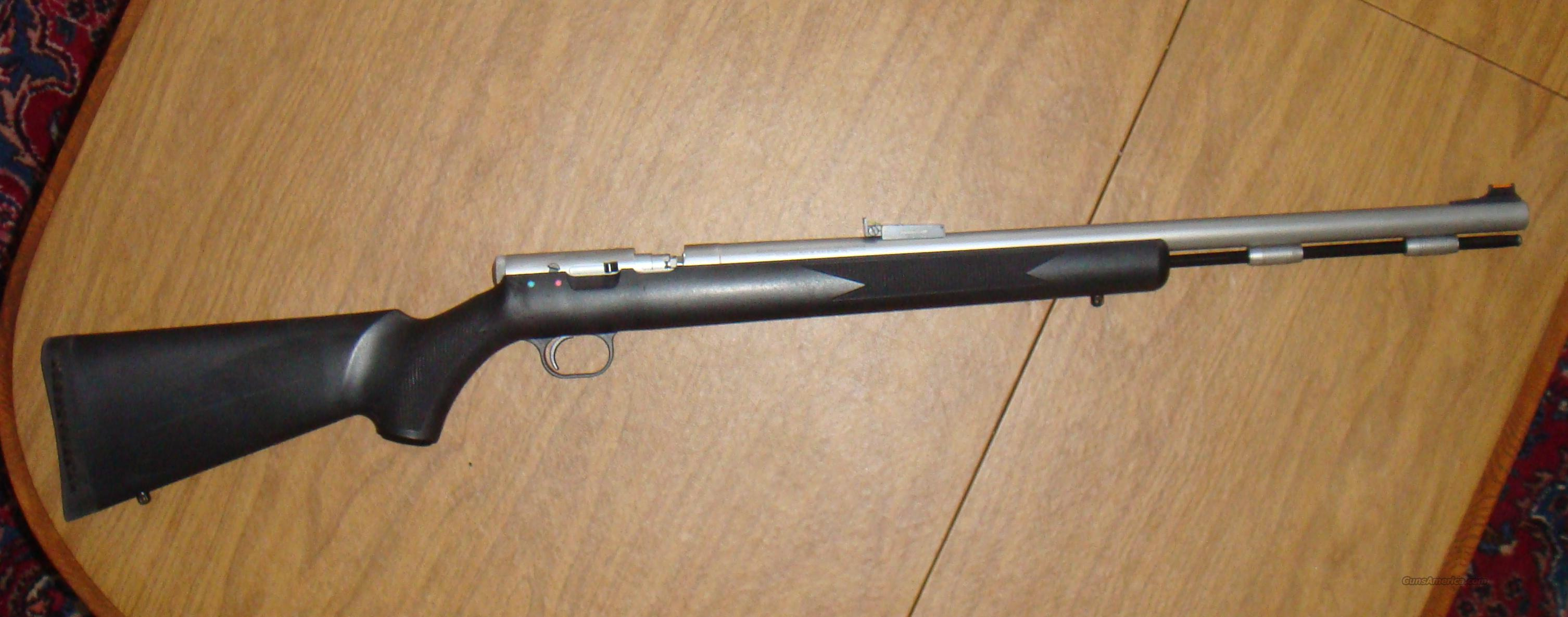 TC Black Diamond 50Cal. inline rifle  Guns > Rifles > Thompson Center Muzzleloaders > Inline Style