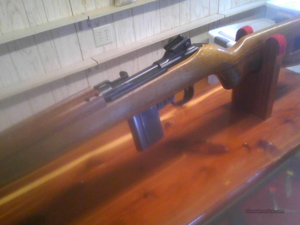Universal M1 Carbine  Guns > Rifles > Military Misc. Rifles US > M1 Carbine