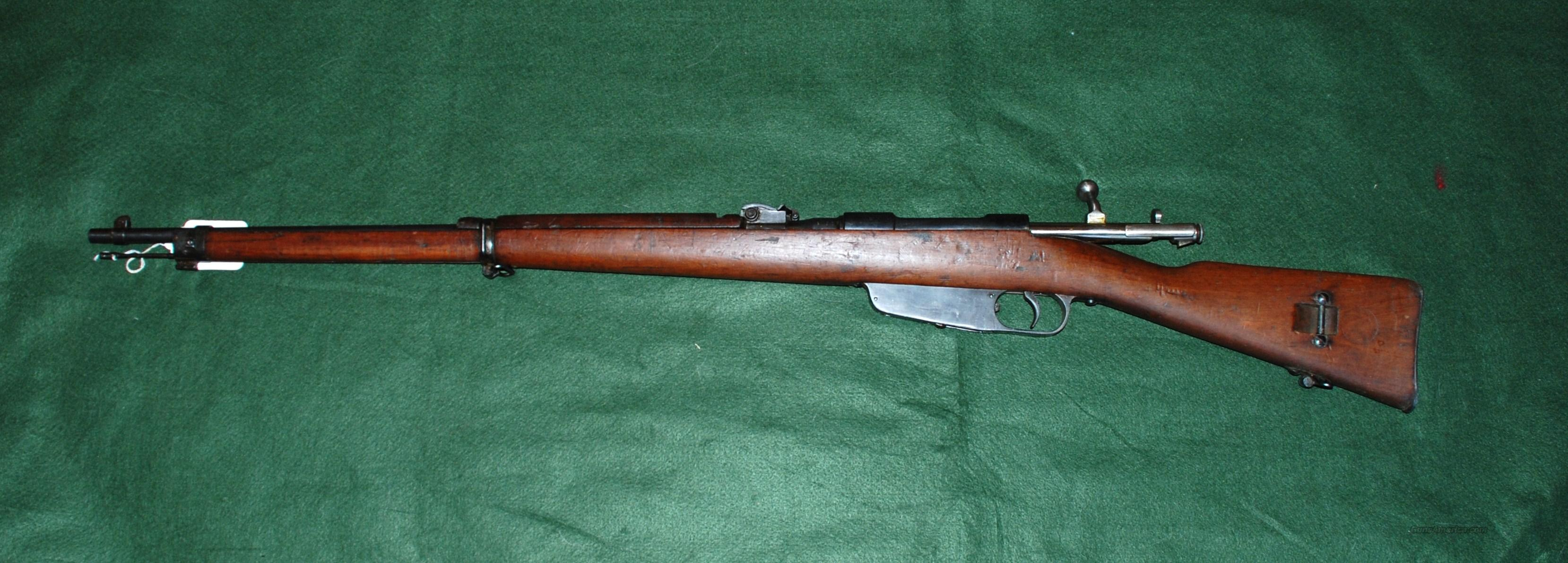 Italian Carcano M41 Rifle   Guns > Rifles > Military Misc. Rifles Non-US > Other