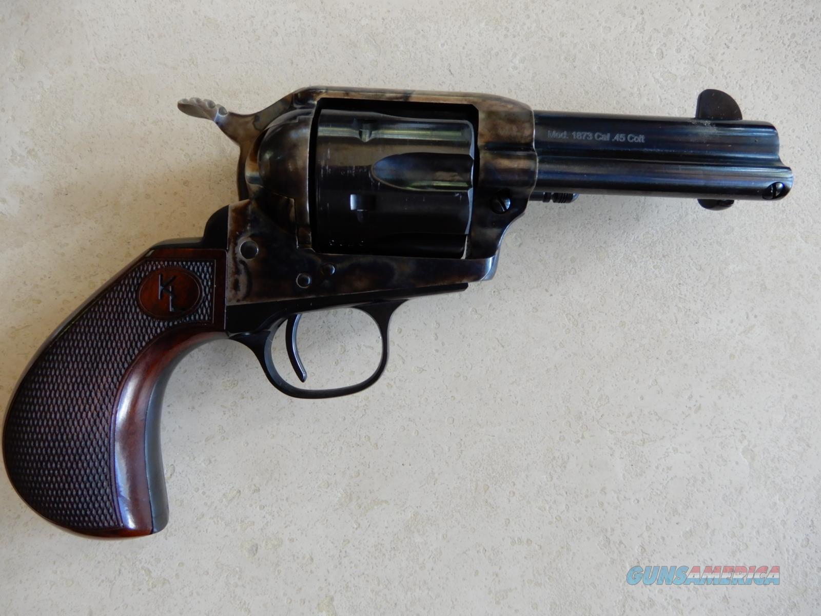 Uberti Short Stroke KL CMS Pro  Guns > Pistols > Uberti Pistols > Ctg.