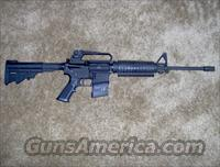 OLYMPIC ARMS Model MFR AR 15 223/5.56NATO Carbine  Guns > Rifles > Olympic Arms Rifles