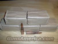 20 rounds packages of Ukrainian Military 7.62x54R 147 grain TMJ Ammo  Non-Guns > Ammunition
