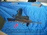 M3 carbine with infrared scope!! all origanal!!  Guns > Rifles > Military Misc. Rifles US > M1 Carbine