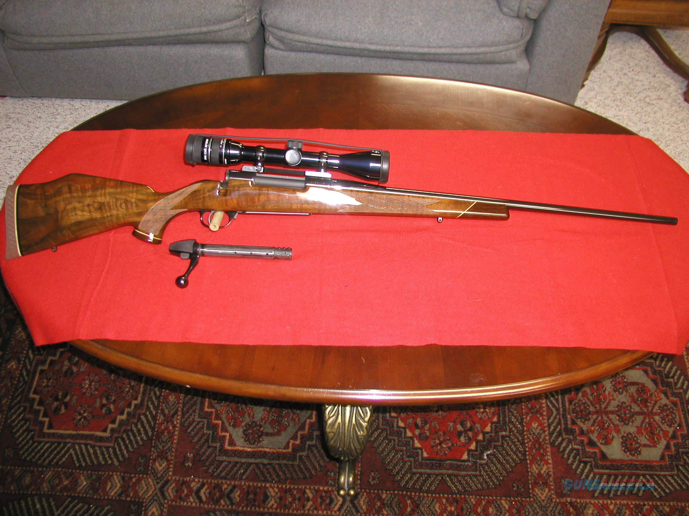 Weatherby Mark V, Bolt Action, 30-06, with Scope, Unfired, New  Guns > Rifles > Weatherby Rifles > Sporting
