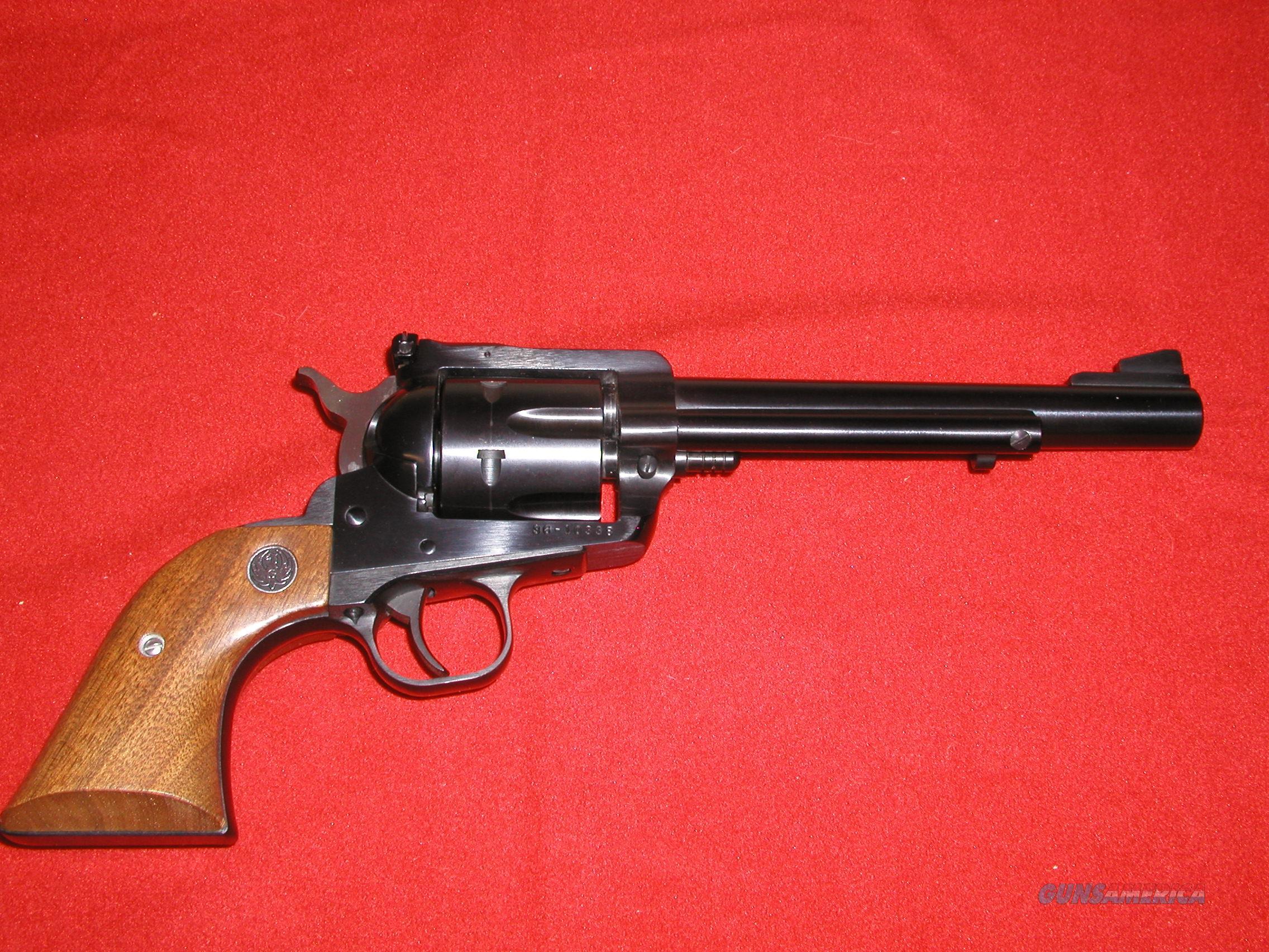 RUGER New Model Blackhawk, .357Magnum Single Action Revolver  Guns > Pistols > Ruger Single Action Revolvers > Blackhawk Type