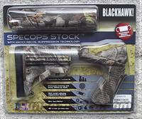 Knoxx Blackhawk Camo Remington 870 Stock Set  Non-Guns > Gun Parts > Stocks > Polymer