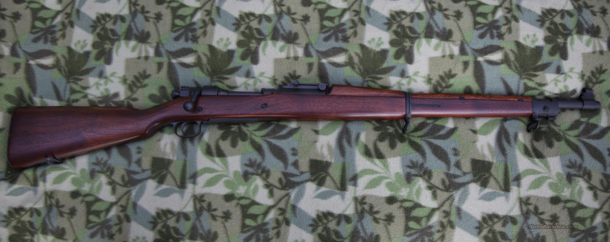 Rock Island Arsenal 1903 Service Rifle - Price drop!  Guns > Rifles > Military Misc. Rifles US > 1903 Springfield/Variants