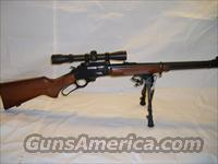 Marlin 336 W .30-30 Gold Trigger  Guns > Rifles > Marlin Rifles > Modern > Lever Action