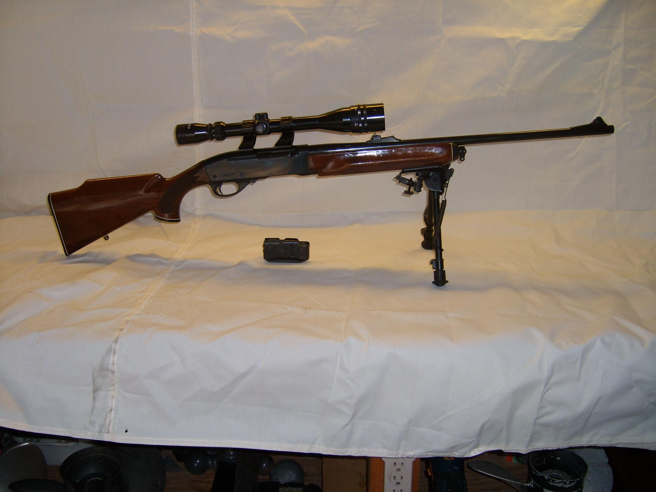 REMINGTON MODEL FOUR .243  Guns > Rifles > Remington Rifles - Modern > Other