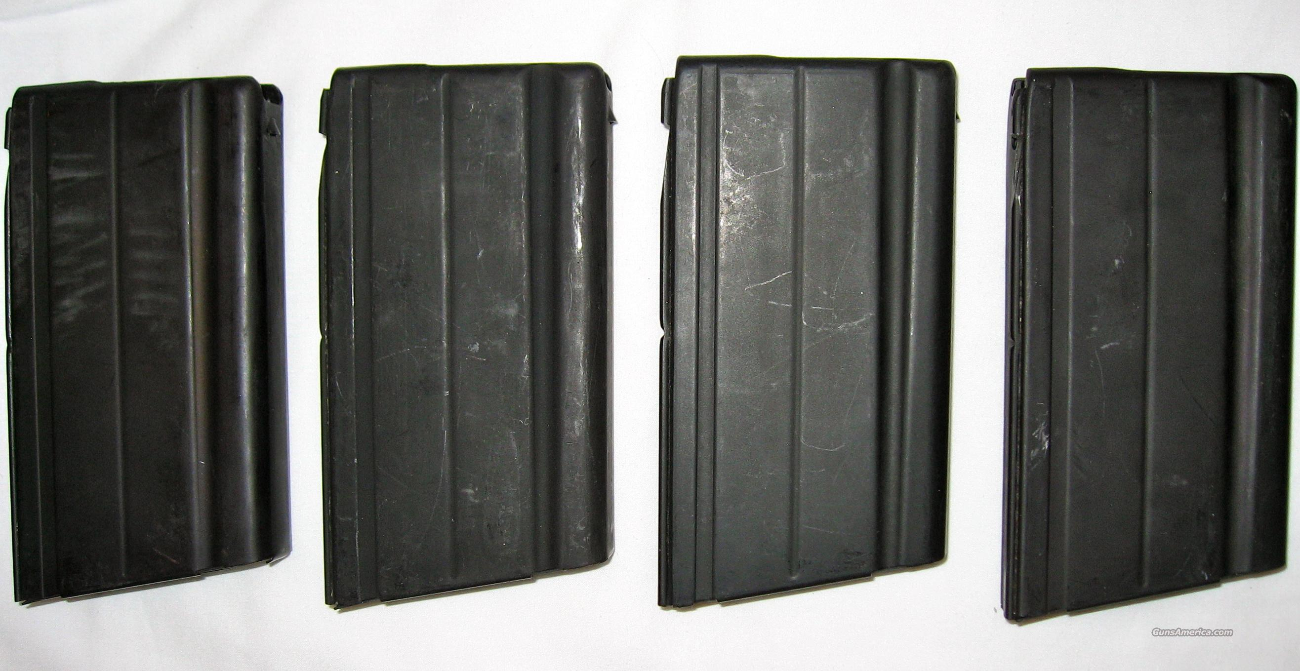 FAL 20 Round Mags, medium gauge metal  Non-Guns > Magazines & Clips > Rifle Magazines > FAL