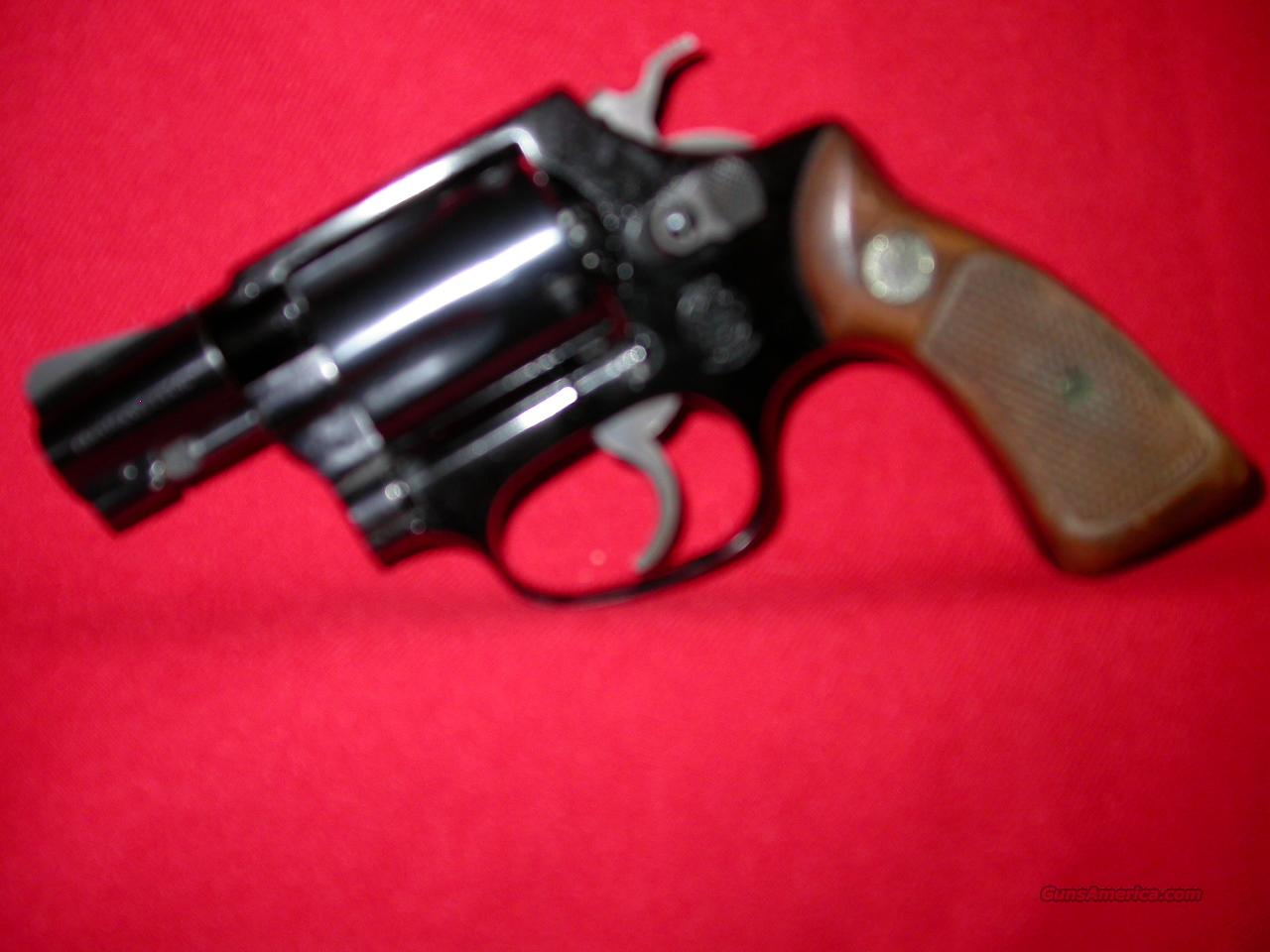 SMITH&WESSON MODEL37  Guns > Pistols > Smith & Wesson Revolvers > Full Frame Revolver