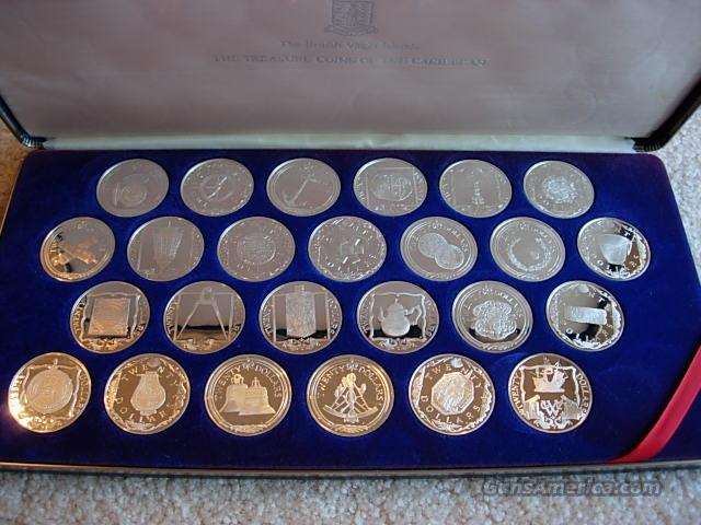 Treasure Coins Of The Caribbean Pr For Sale