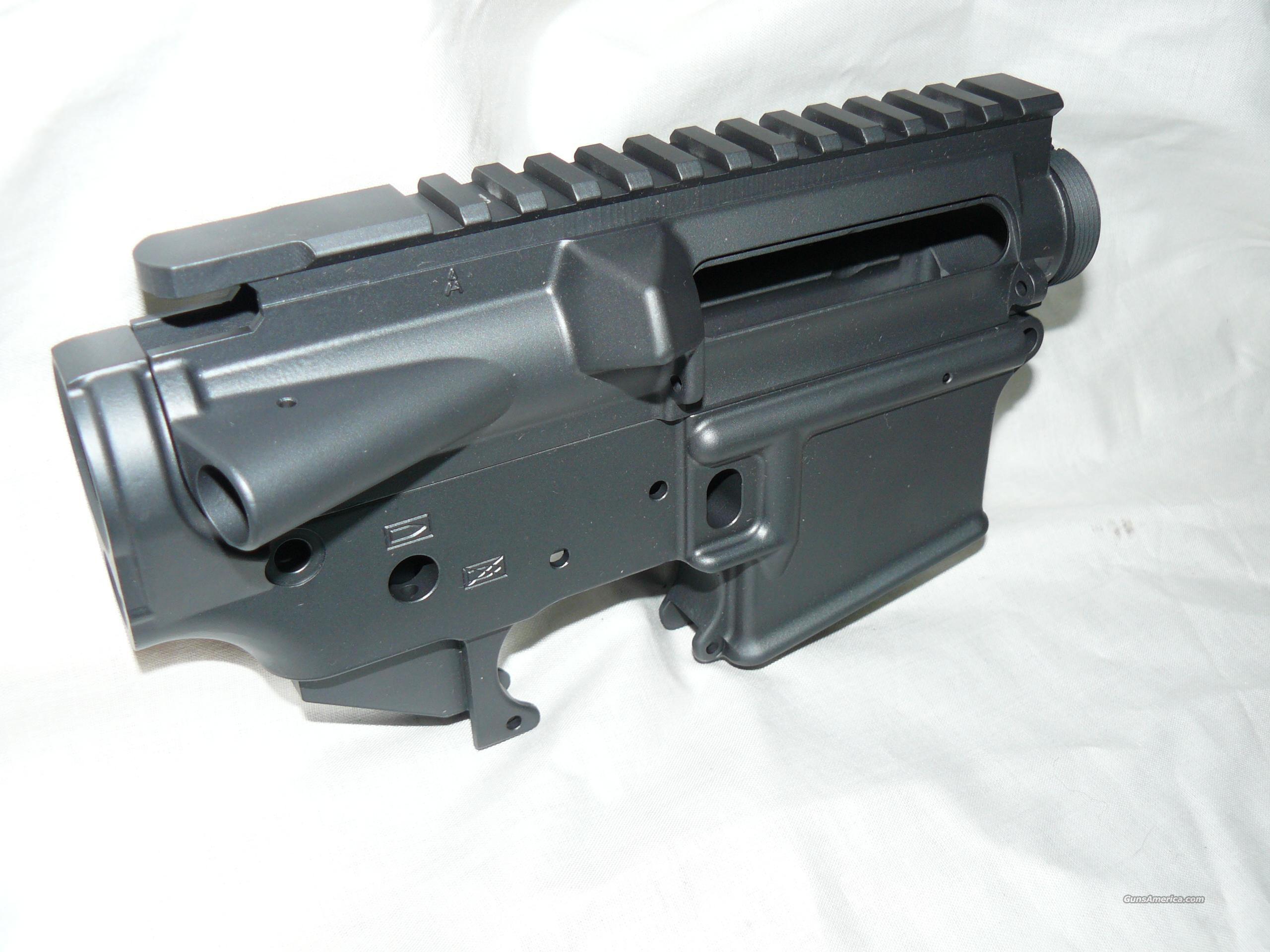 "PSA AR15 MATCHED UPPER/LOWER CERAKOTE ""SNIPER GREY"" FREE SHIPPING  Guns > Rifles > AR-15 Rifles - Small Manufacturers > Lower Only"
