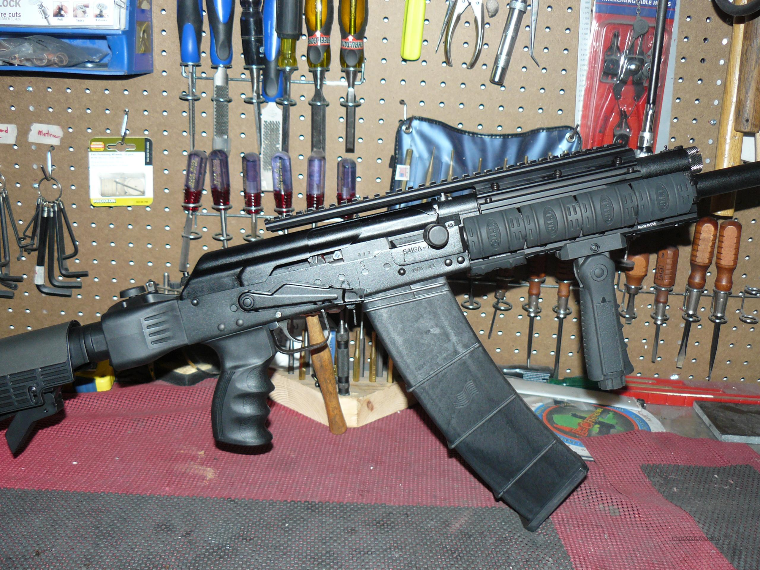 "Saiga 12 ""Strikeforce Ultimate"" Shotgun   Guns > Shotguns > Saiga Shotguns > Shotguns"