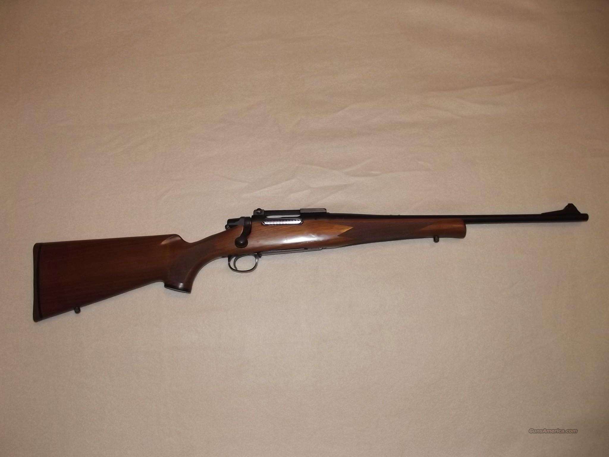 Remington Model 7 Seven 7mm-08  Guns > Rifles > Remington Rifles - Modern > Bolt Action Non-Model 700 > Sporting