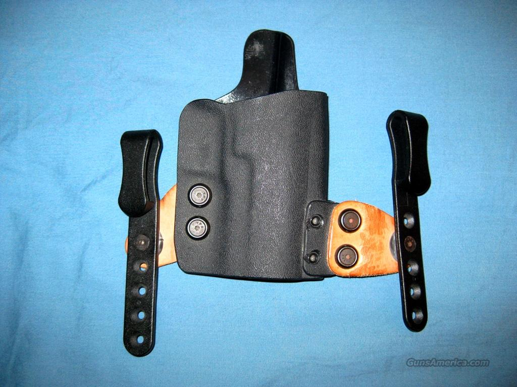 "C-TAC Holster for 3""-5"" 1911  Non-Guns > Holsters and Gunleather > 1911"