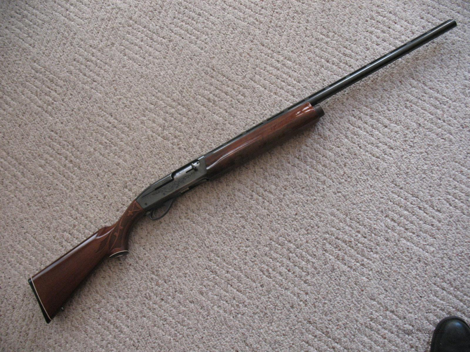 Remington Model 1100 12 Ga. shotgun  Guns > Shotguns > Remington Shotguns  > Autoloaders > Hunting