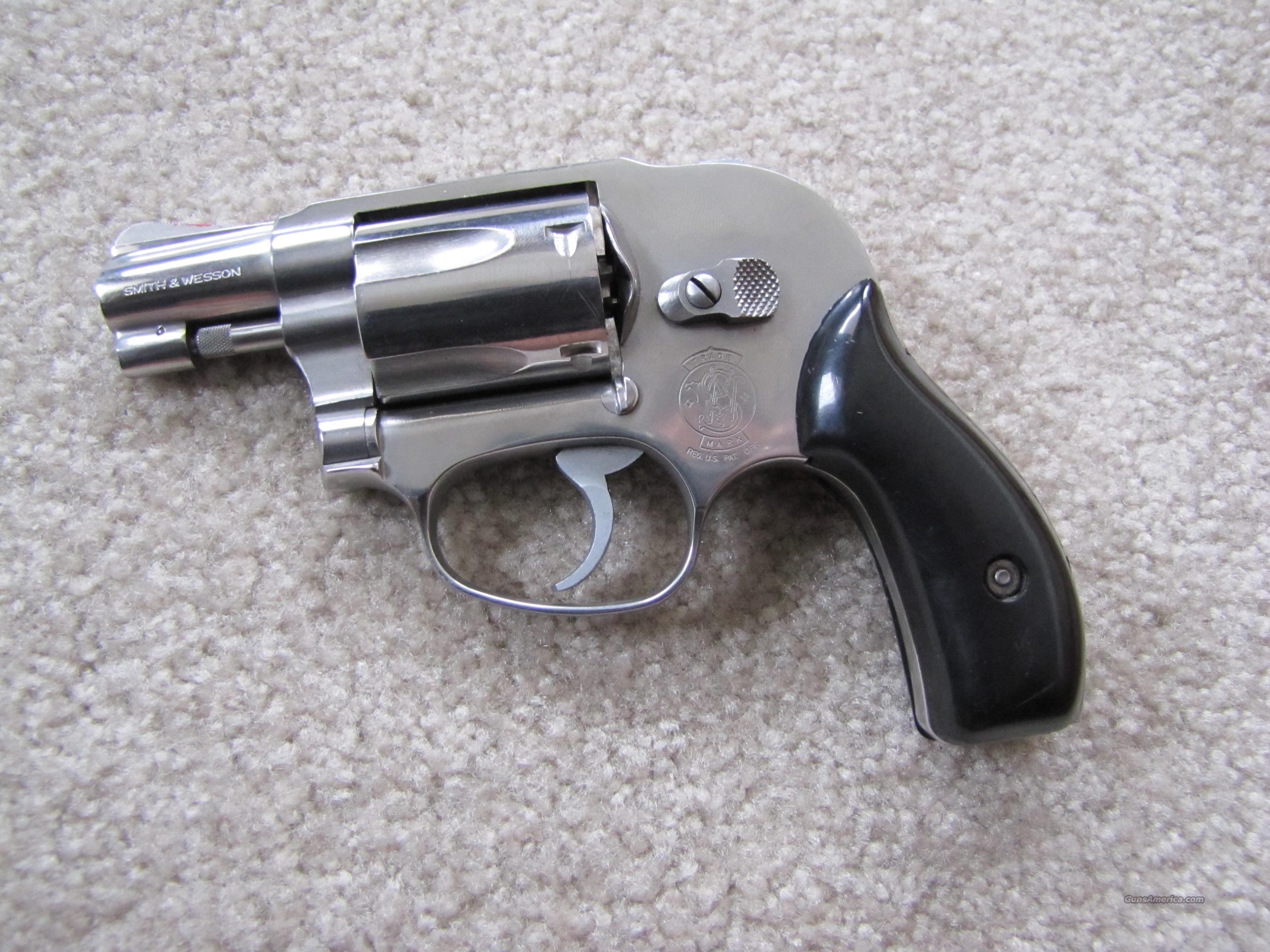 S&W 649 .38spl Bodyguard  Guns > Pistols > Smith & Wesson Revolvers > Pocket Pistols