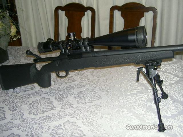 Montour County Custom Rifles .308  Guns > Rifles > Custom Rifles > Bolt Action