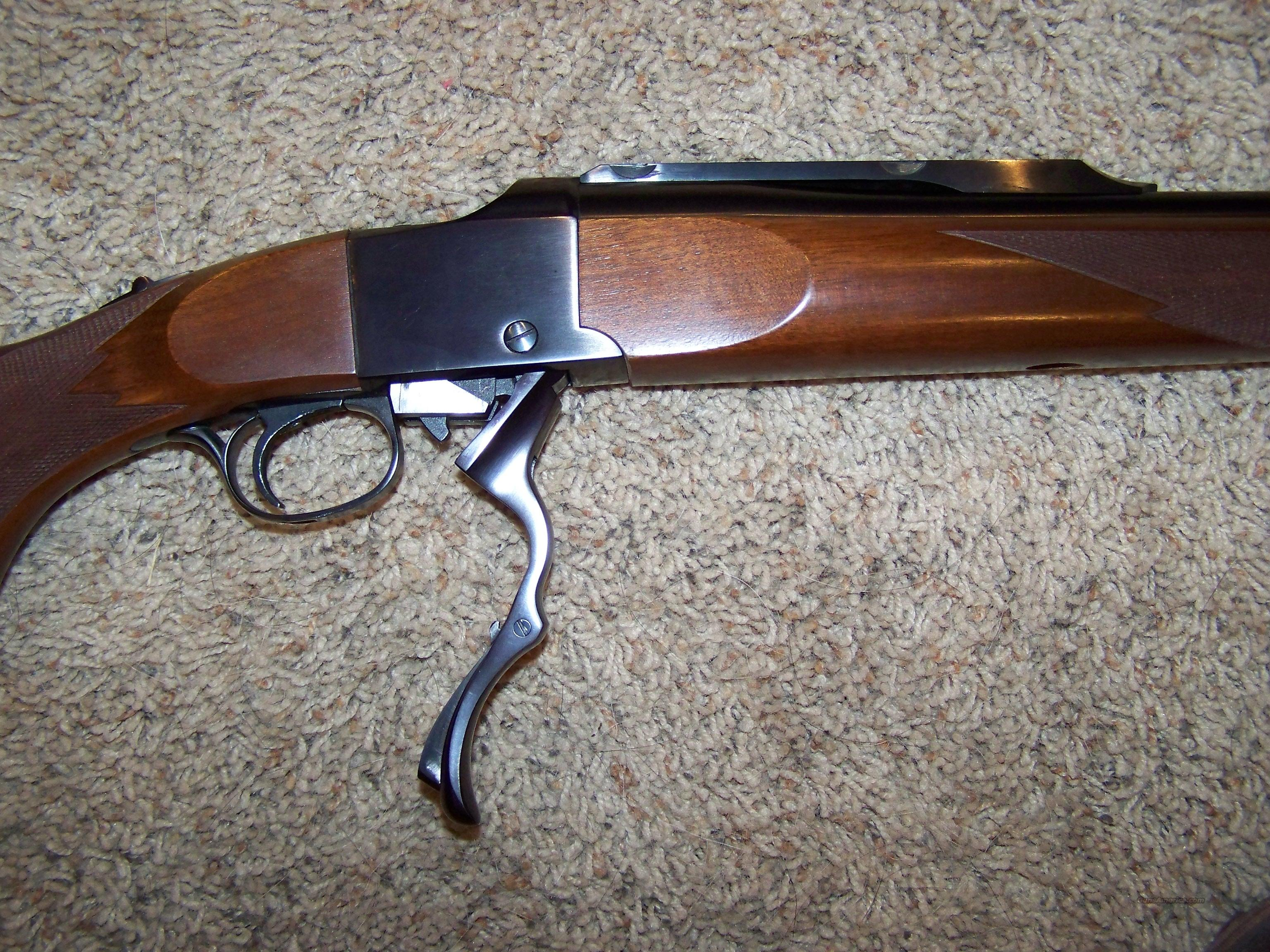 Ruger #1 270 winchester PRICE REDUCED!!!  Guns > Rifles > Ruger Rifles > #1 Type