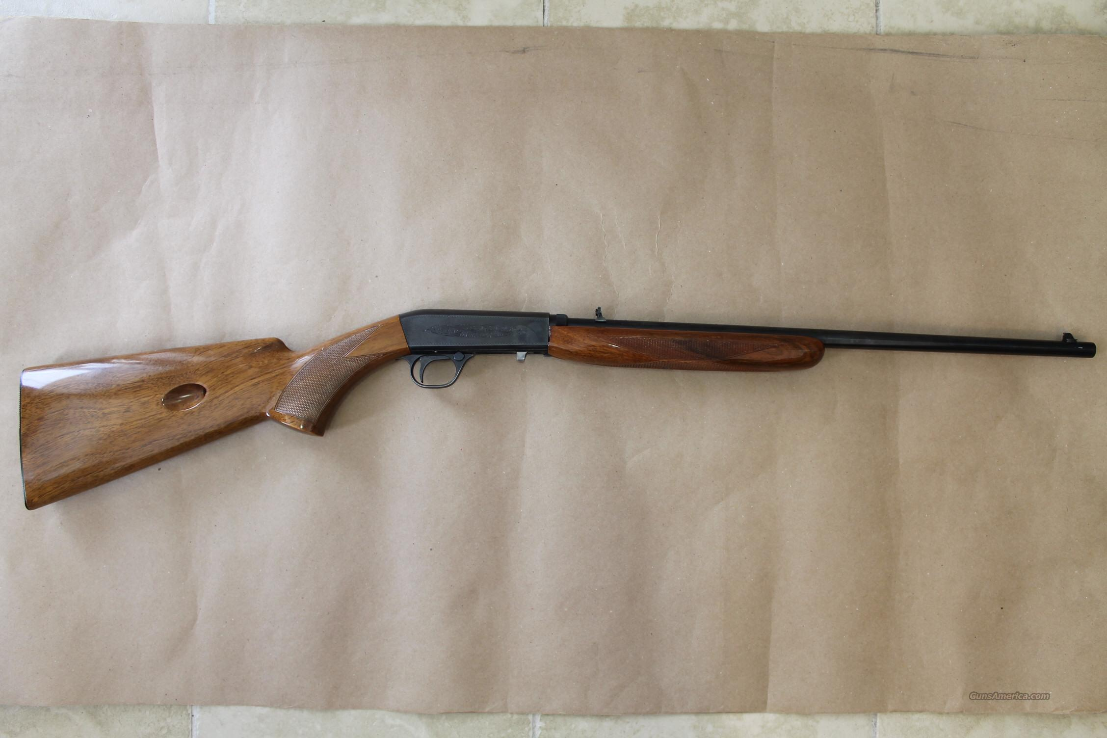 1967 BELGIUM BROWNING SA-22, GRADE I,  TAKE DOWN .22LR SEMI-AUTO RIFLE!!!  Guns > Rifles > Browning Rifles > Semi Auto > Hunting
