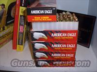 FED AE 124gr 9mm 250 rounds FMJ  Non-Guns > Ammunition