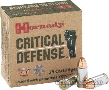 Critical Defense 45 ACP  Non-Guns > Ammunition