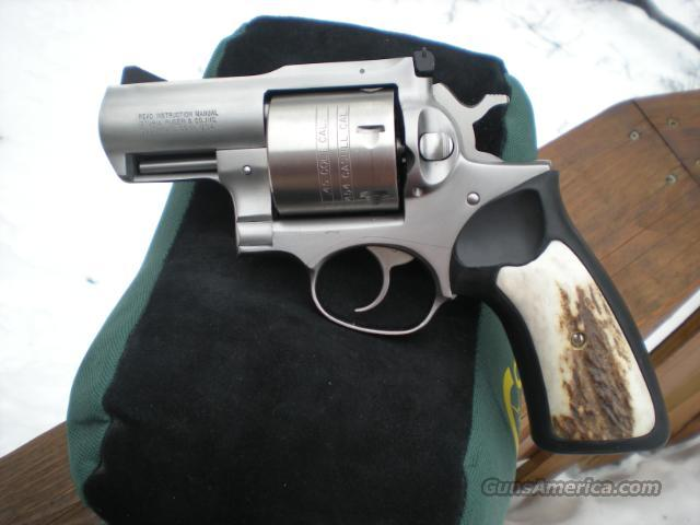 Ruger Alaskan 454 Casuall  Guns > Pistols > Ruger Double Action Revolver > Redhawk Type
