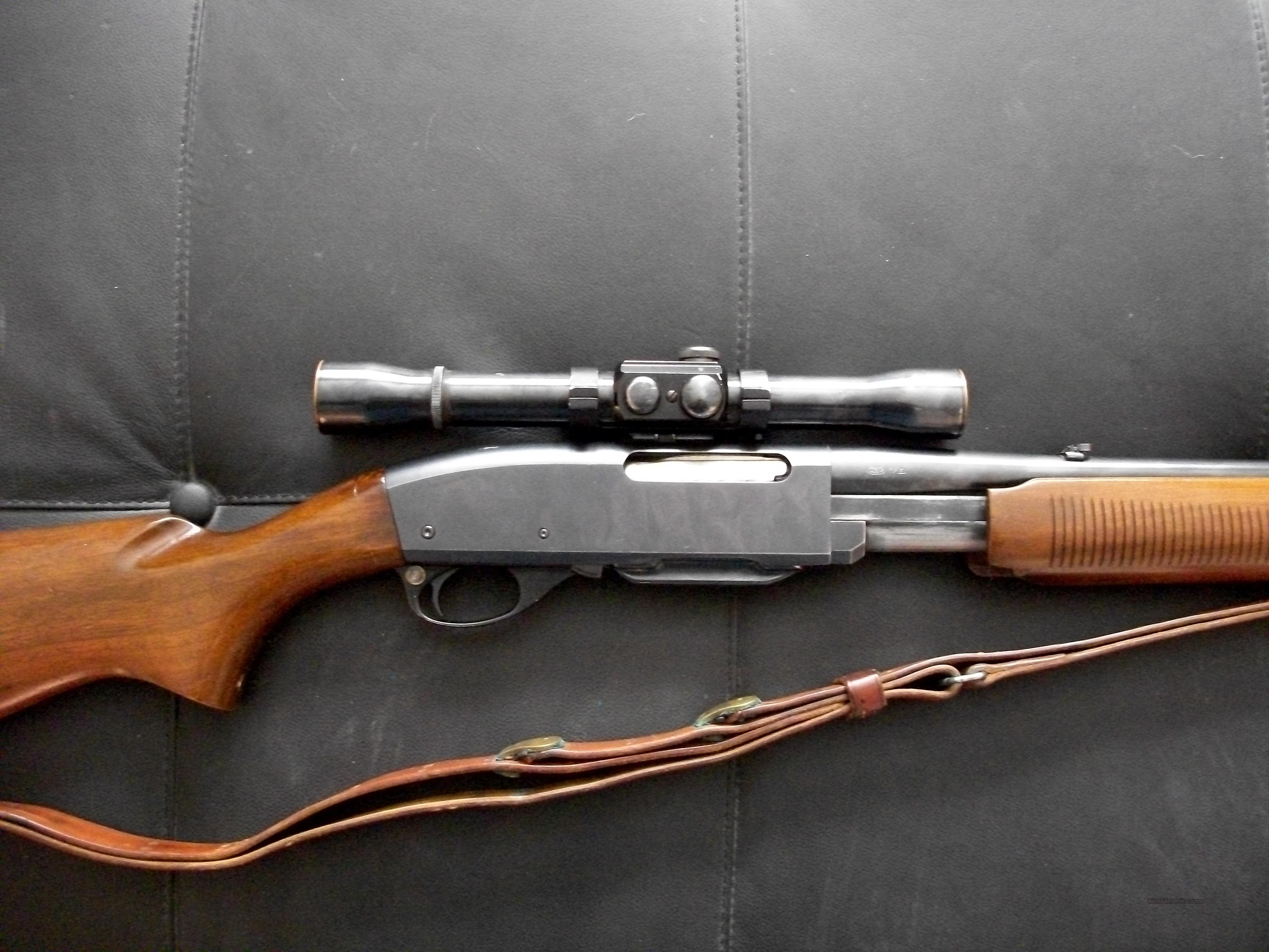 Remington Model 760 Gamemaster  Guns > Rifles > Remington Rifles - Modern > Model 700 > Sporting
