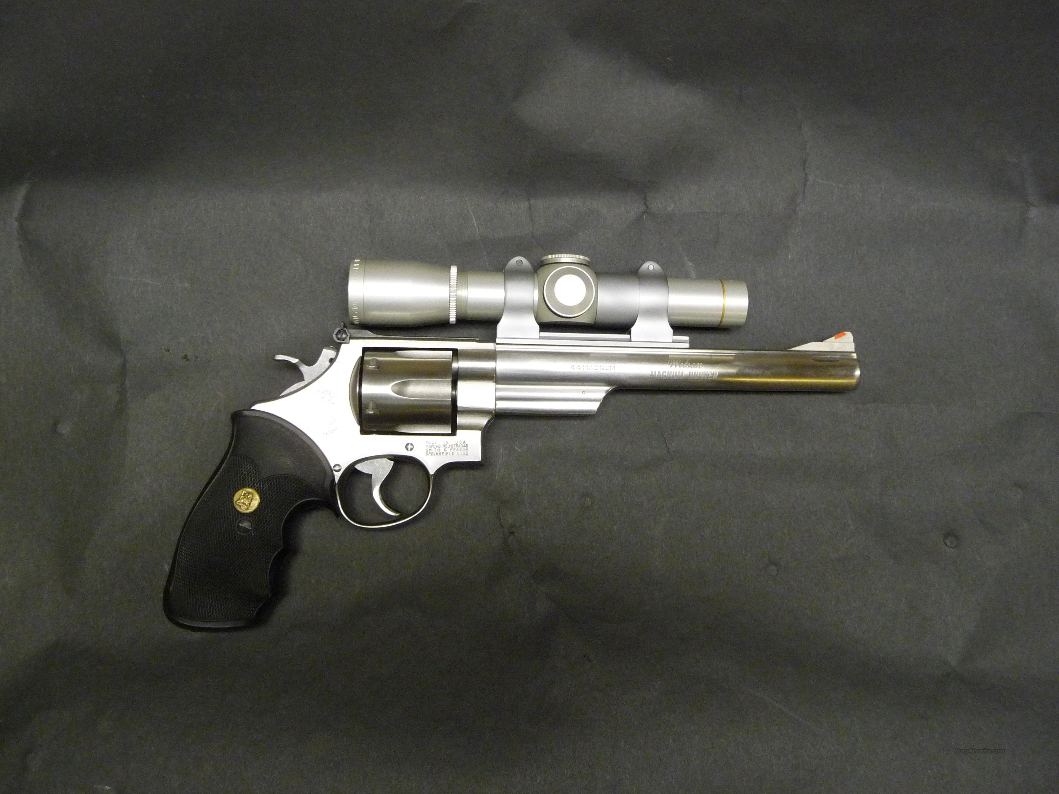 SMITH & WESSON 629 WILSON MAGNUM HUNTER  Guns > Pistols > Smith & Wesson Revolvers > Model 629