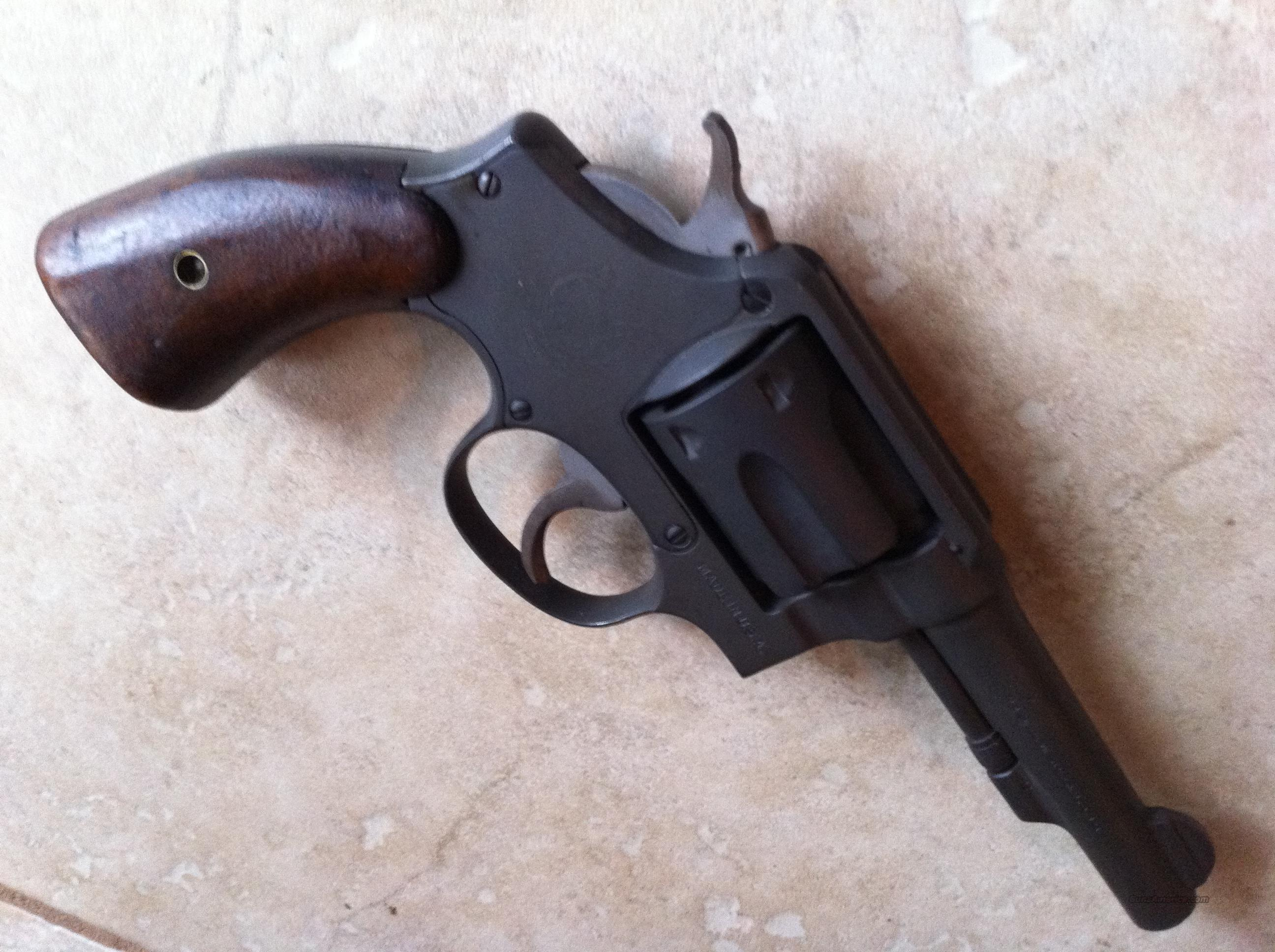 S&W .38 Special Navy Revolver  Guns > Pistols > Smith & Wesson Pistols - Autos > Steel Frame