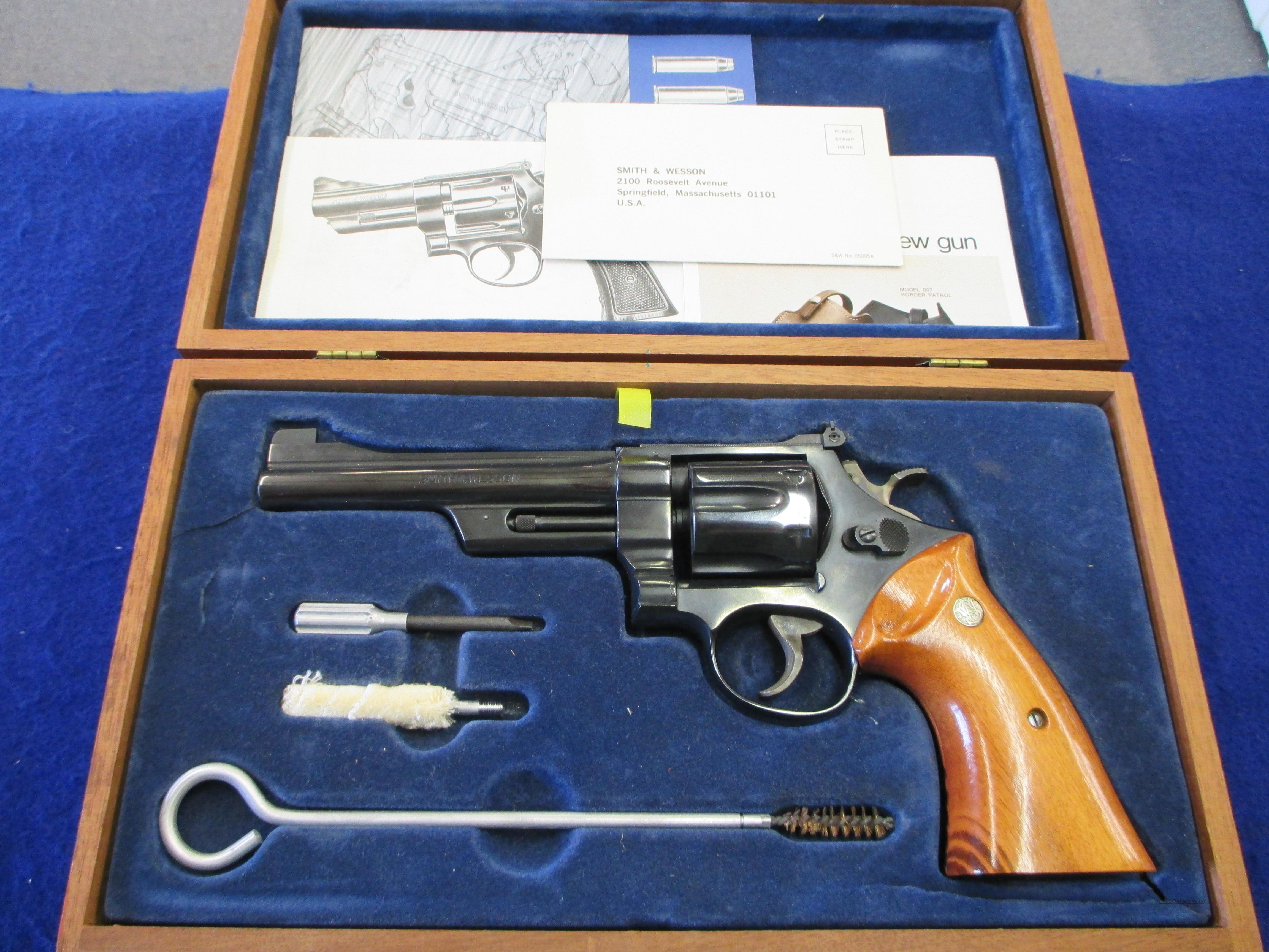 Smith & Wesson Mod. 27-2  357Mag   Guns > Pistols > Smith & Wesson Revolvers > Full Frame Revolver