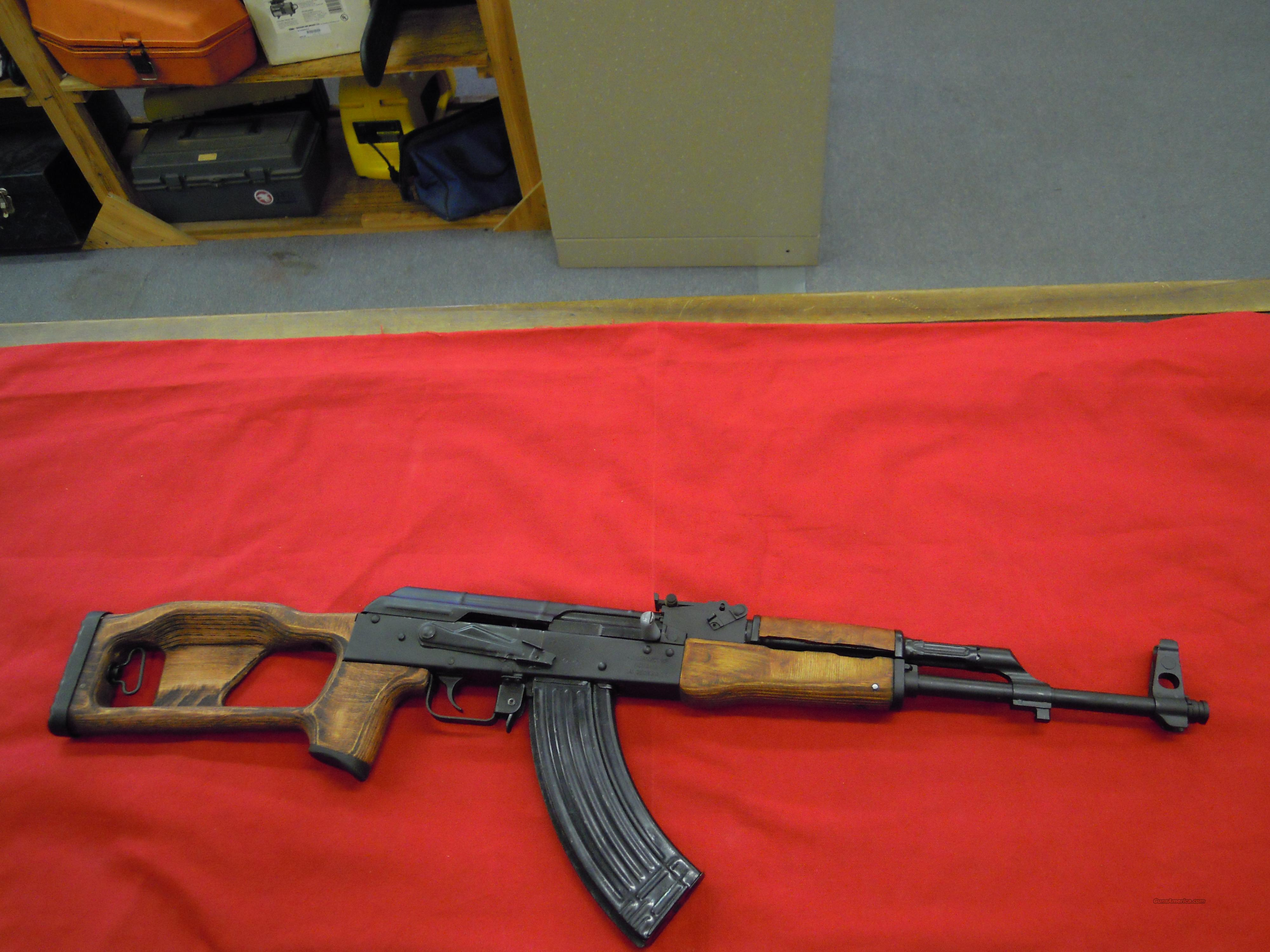 AK-47 Thumb Hole Wood Stock  Guns > Rifles > AK-47 Rifles (and copies) > Full Stock