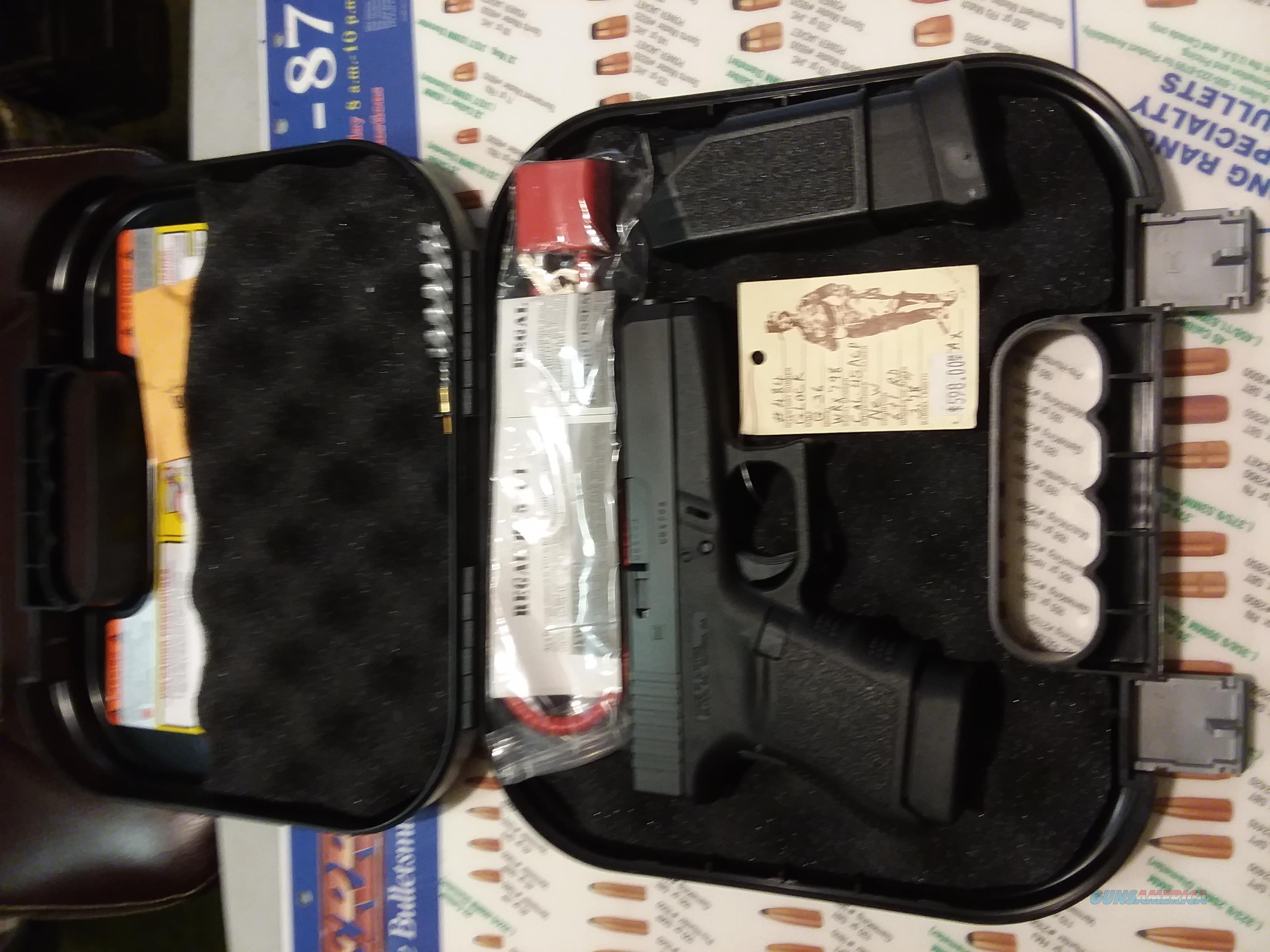 "GLOCK G36 45 ACP NIB 3.750"" Barrel Slime Slide & Single Stack  Guns > Pistols > Glock Pistols > 29/30/36"