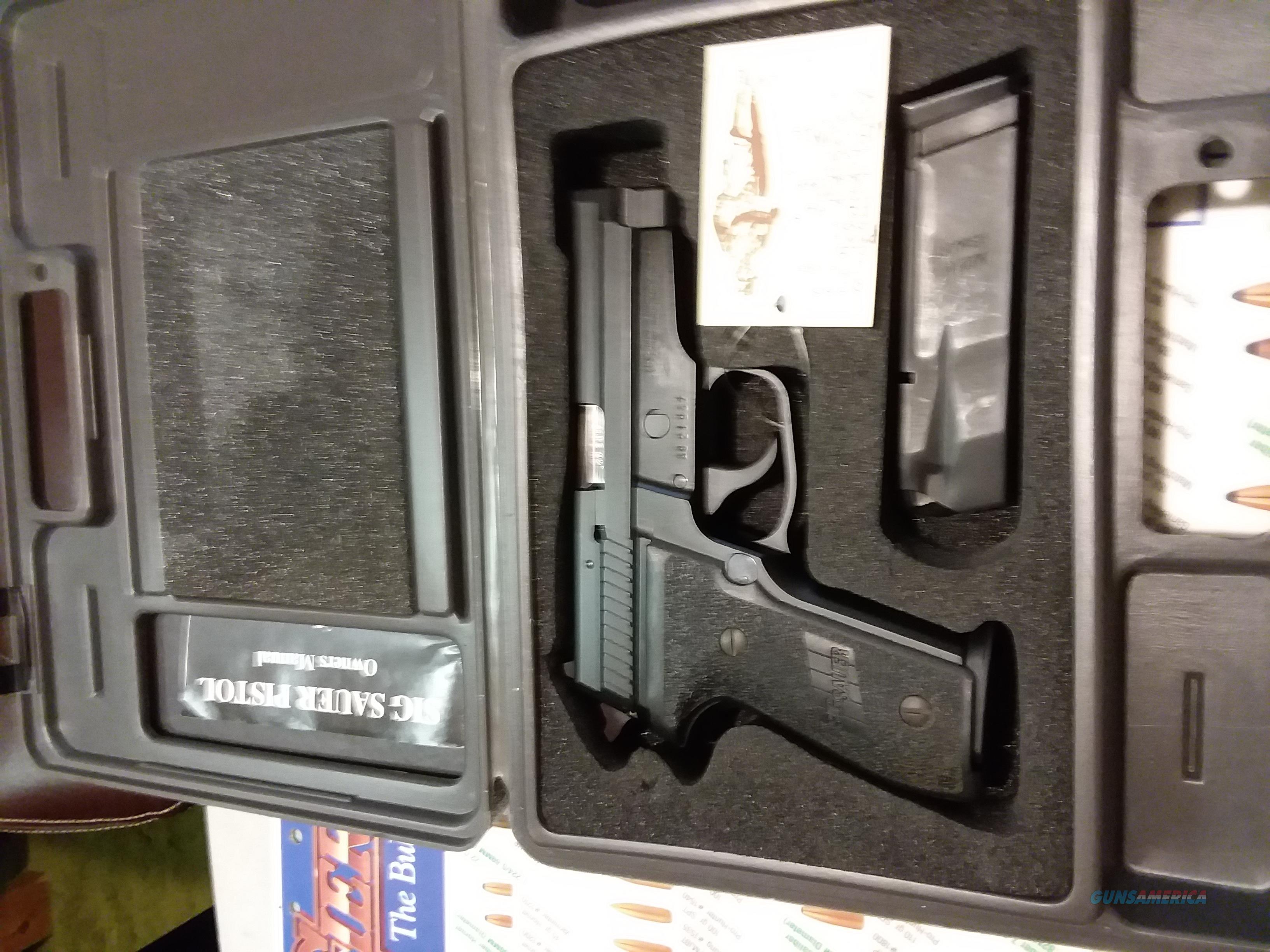 "SIG SAUER P229 40 S&W 3.9"" Barrel Used SS SLIDE Blackened  Guns > Pistols > Sig - Sauer/Sigarms Pistols > P229"