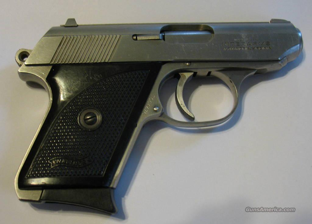 Walther TPH 22 Stainless Steel  Guns > Pistols > Walther Pistols > Post WWII > P22