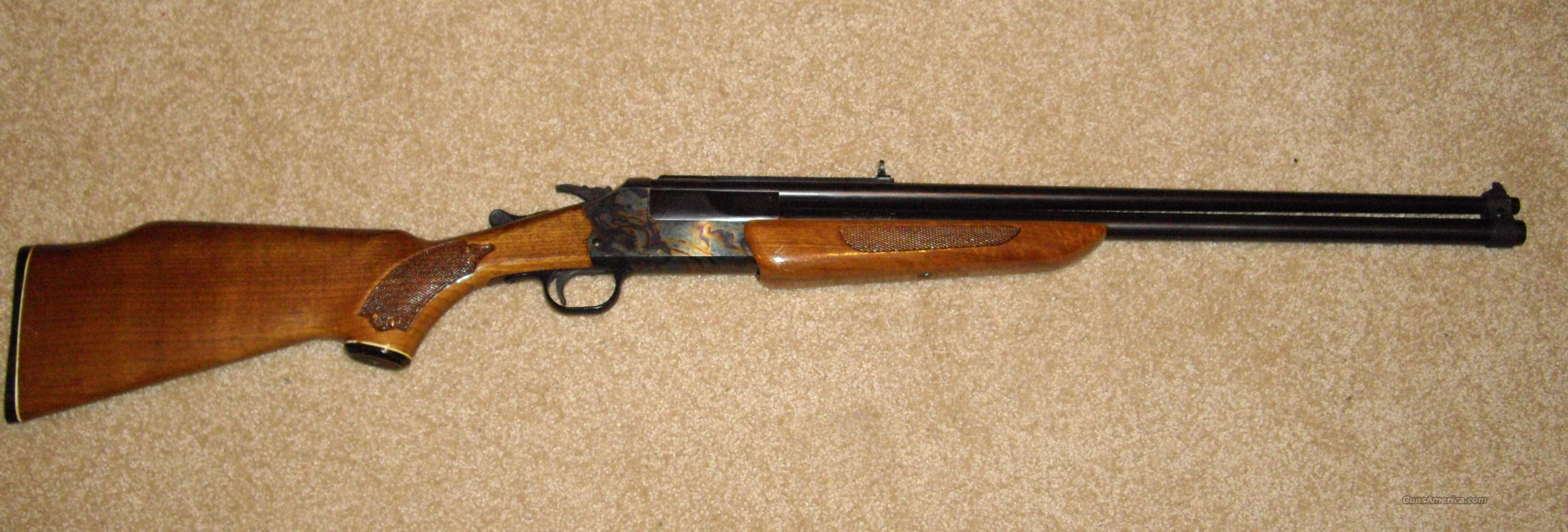 Savage model 24 V-A 30-30 win. over 20 gauge  Guns > Rifles > Savage Rifles > Other
