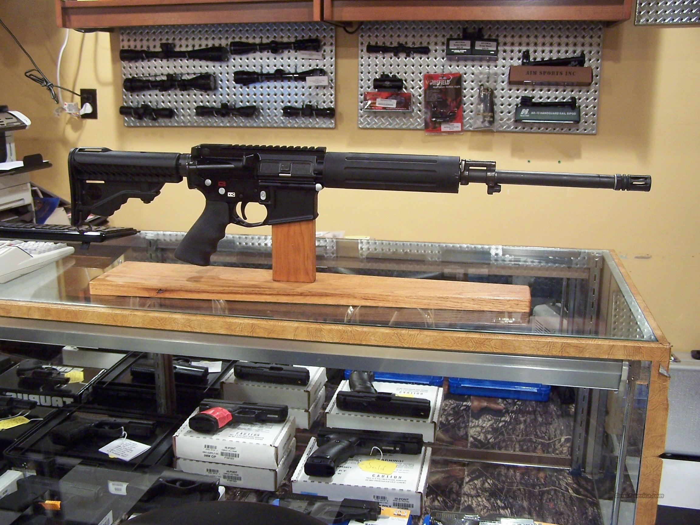 VERY NICE AR 15 IN 6.8MM ! GREAT PRICE !  Guns > Rifles > AR-15 Rifles - Small Manufacturers > Complete Rifle