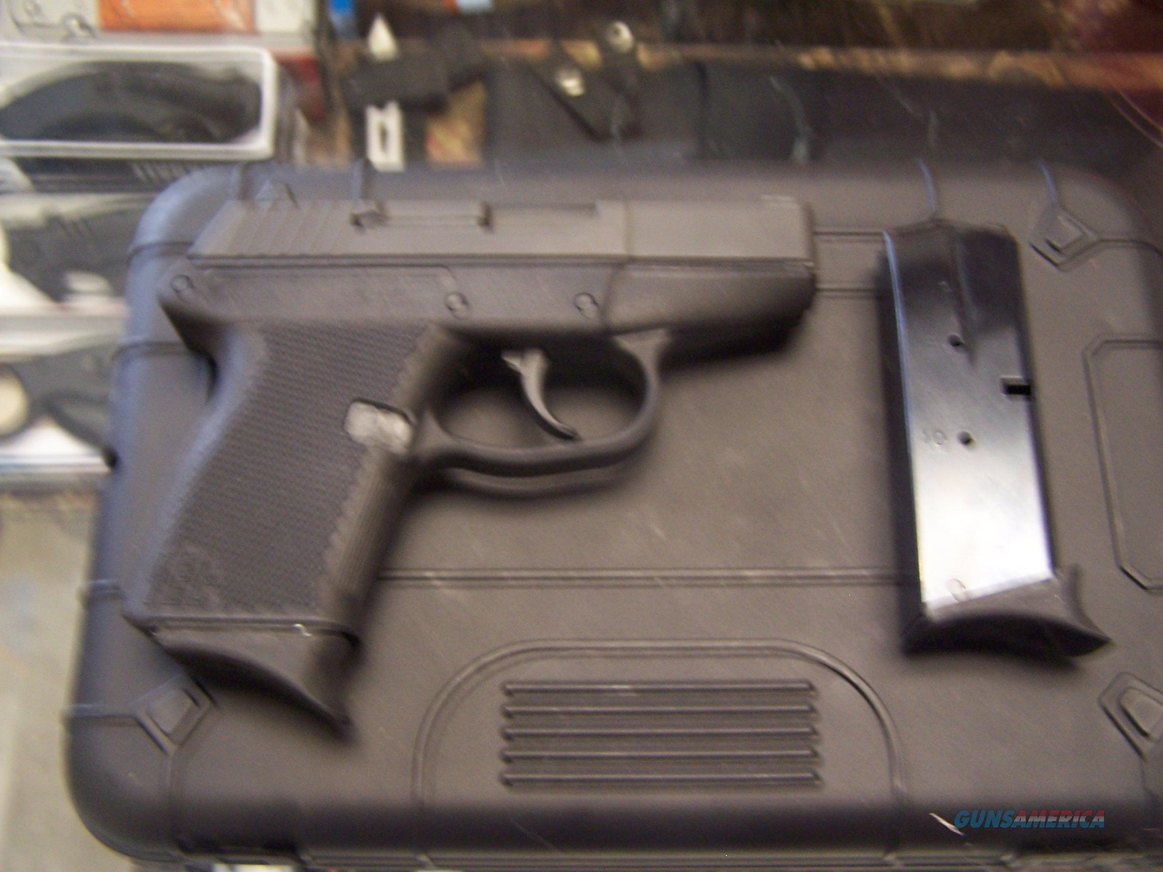 KELTEC MODEL P11. 9MM. BLACK ON BLACK WITH EXTRAS. NIB!!!   Guns > Pistols > Kel-Tec Pistols > Pocket Pistol Type